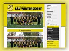 ASV Wintersdorf Homepage