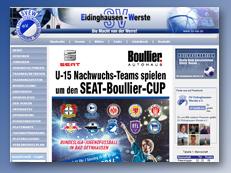 Hompepage Verein