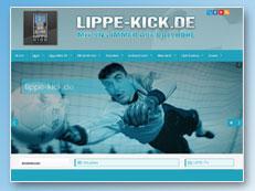 Homepage Lippe-kick